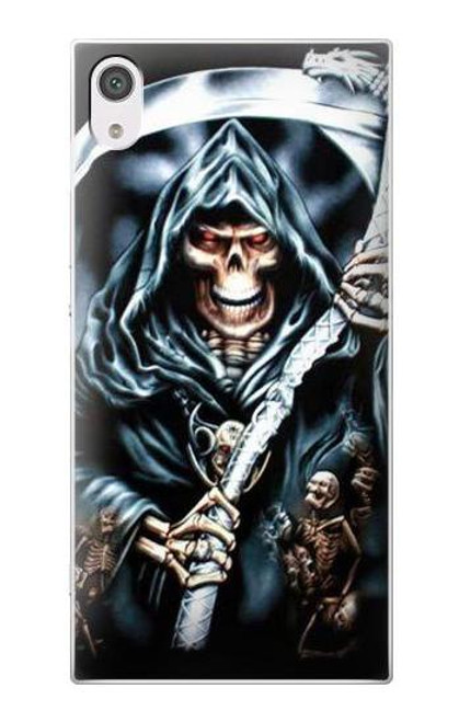 S0295 Grim Reaper Case For Sony Xperia XA1