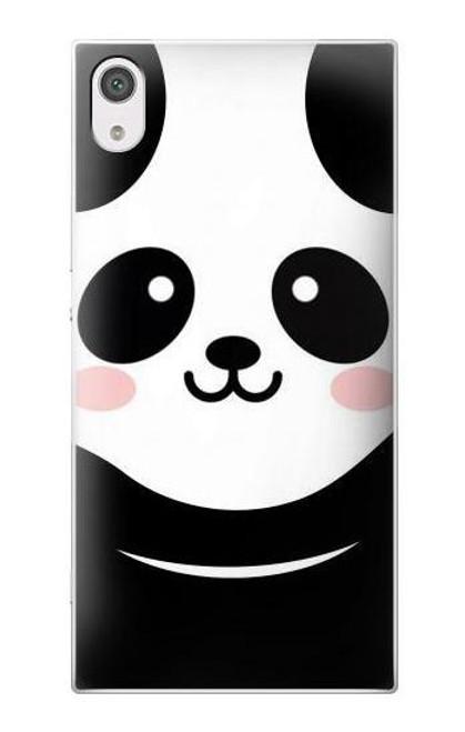 S2662 Cute Panda Cartoon Case For Sony Xperia XA1