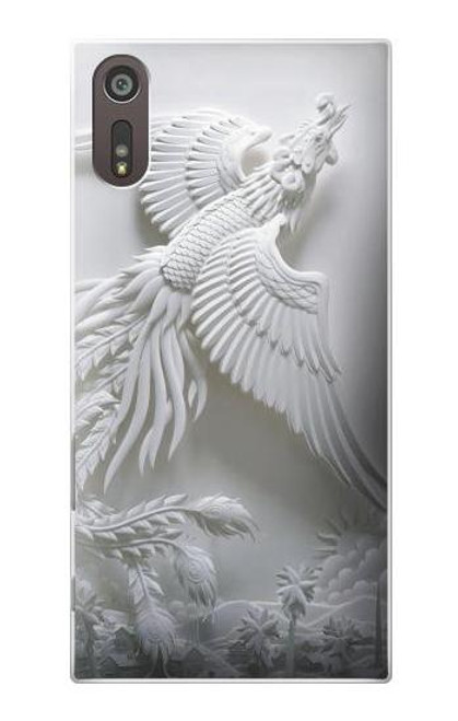 S0516 Phoenix Carving Case For Sony Xperia XZ