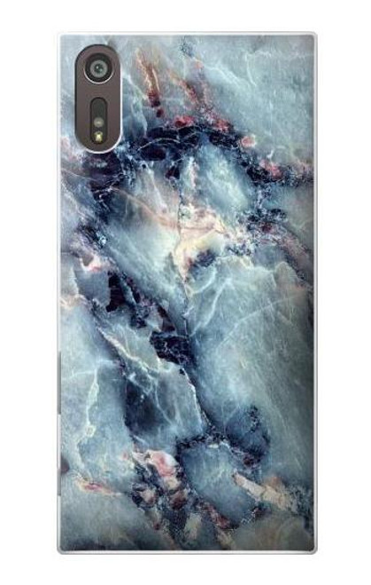S2689 Blue Marble Texture Graphic Printed Case For Sony Xperia XZ