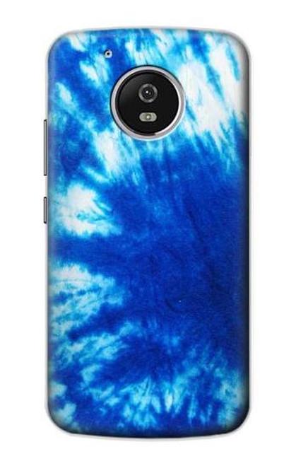 S1869 Tie Dye Blue Case For Motorola Moto G5