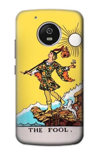 S2810 Tarot Card The Fool Case For Motorola Moto G5