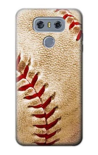 S0064 Baseball Case For LG G6