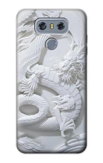 S0386 Dragon Carving Case For LG G6