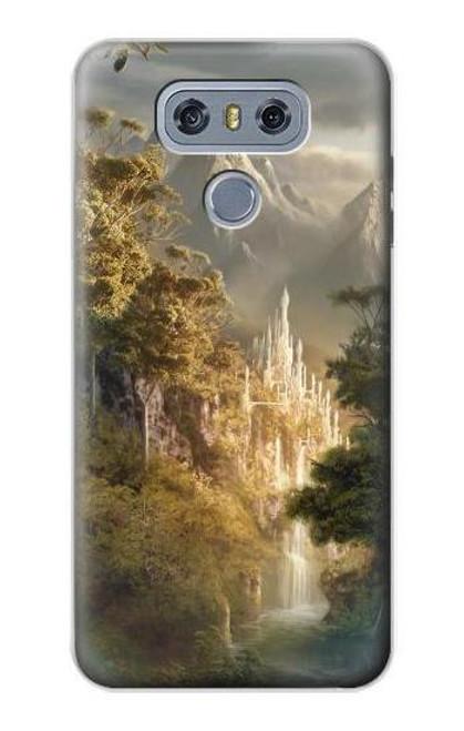 S0408 Fantasy Art Case For LG G6