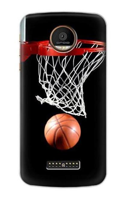 S0066 Basketball Case For Motorola Moto Z Force, Z Play