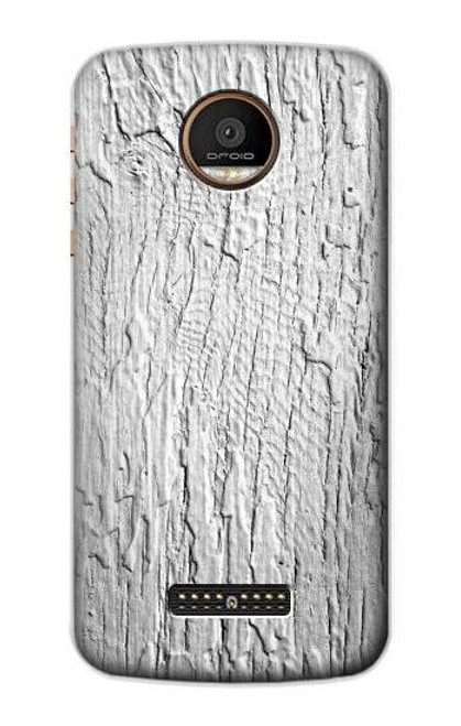 S1142 Wood Skin Graphic Case For Motorola Moto Z Force, Z Play