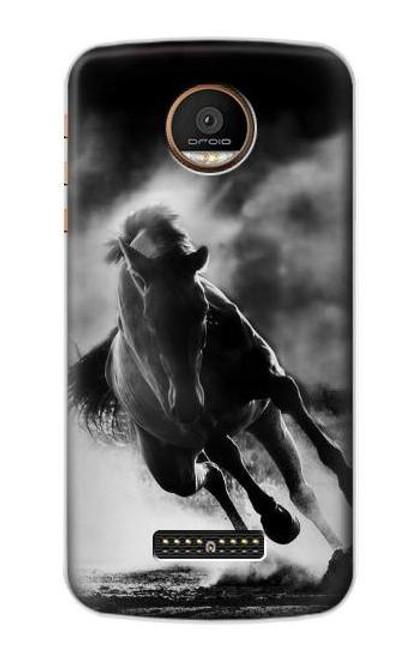 S1860 Running Horse Case For Motorola Moto Z Force, Z Play