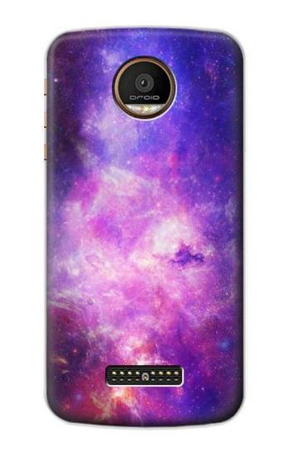 S2207 Milky Way Galaxy Case For Motorola Moto Z Force, Z Play