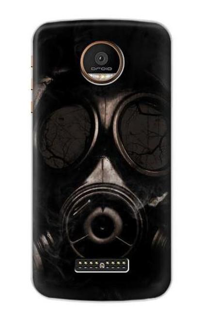 S2910 Gas Mask Case For Motorola Moto Z Force, Z Play