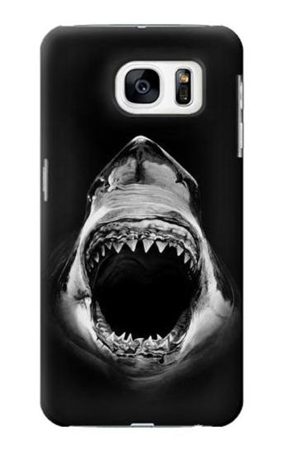 S3100 Great White Shark Case For Samsung Galaxy S7
