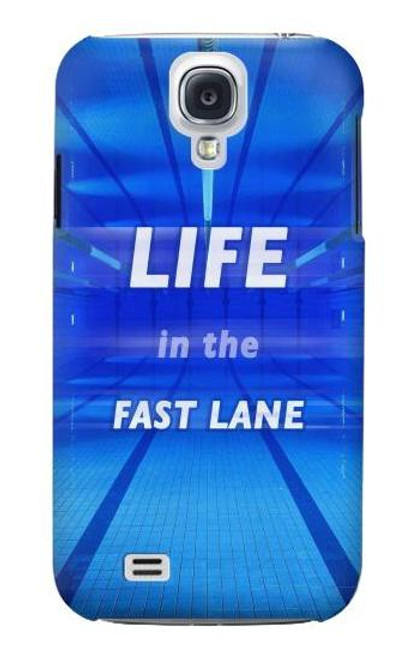 S3136 Life in the Fast Lane Swimming Pool Case For Samsung Galaxy S4