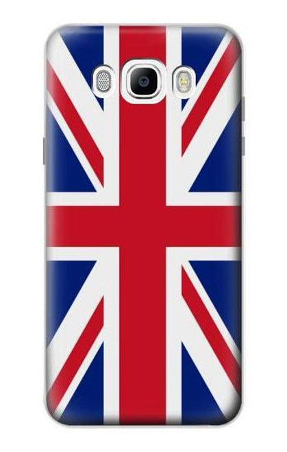 S3103 Flag of The United Kingdom Case For Samsung Galaxy J7 (2016)