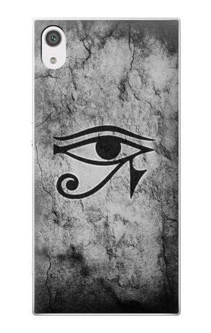 S3108 Ancient Egyptian Sun Eye Of Horus Case For Sony Xperia XA1