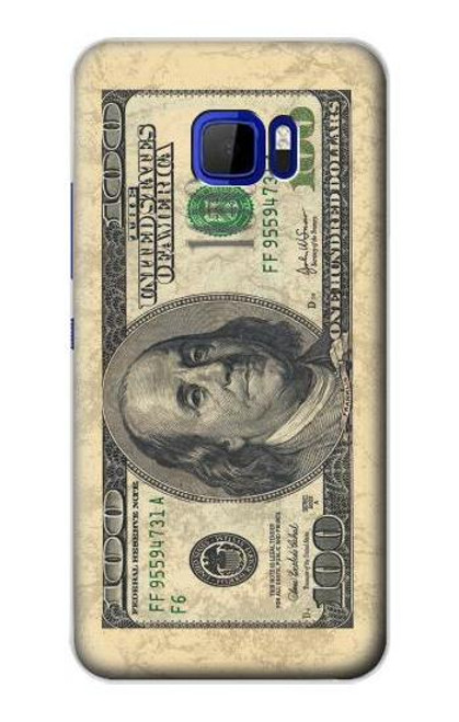 S0702 Money Dollars Case For HTC U Ultra