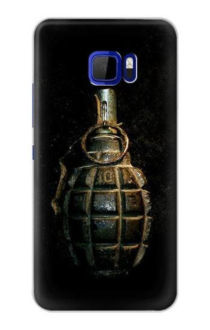S0881 Hand Grenade Case For HTC U Ultra