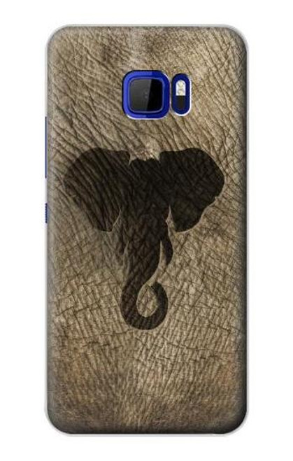 S2516 Elephant Skin Graphic Printed Case For HTC U Ultra