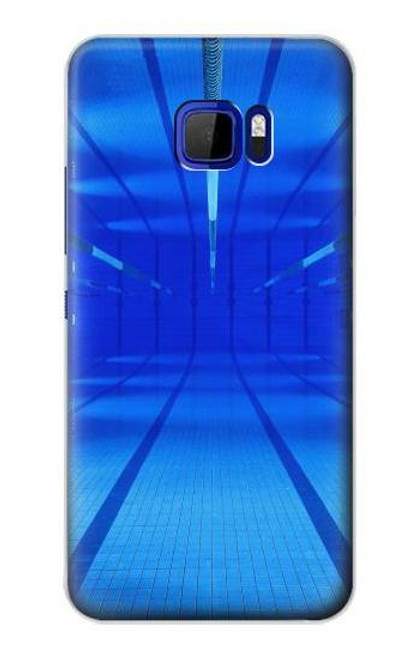 S2787 Swimming Pool Under Water Case For HTC U Ultra
