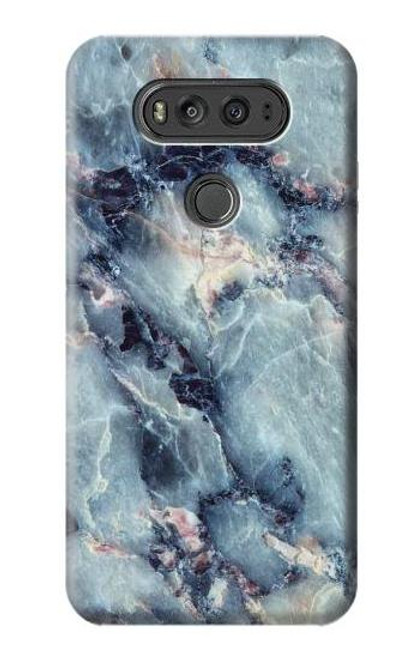 S2689 Blue Marble Texture Graphic Printed Case For LG V20