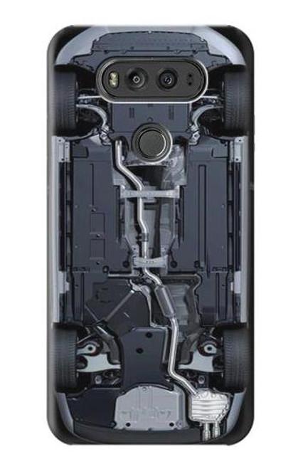 S2926 Car Underbody Case For LG V20