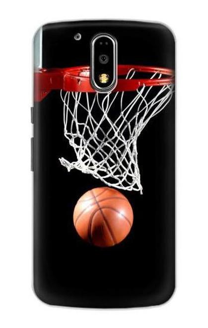 S0066 Basketball Case For Motorola Moto G4, G4 Plus