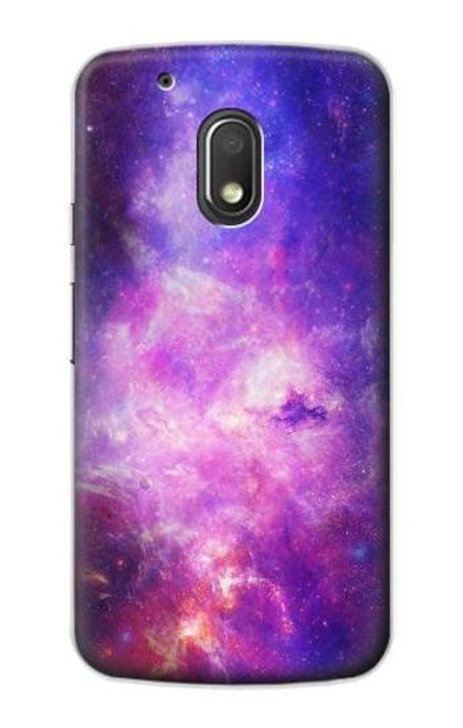 S2207 Milky Way Galaxy Case For Motorola Moto G4 Play