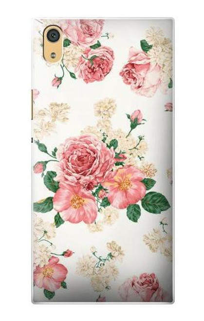 S1859 Rose Pattern Case For Sony Xperia XA1 Ultra