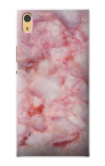 S2843 Pink Marble Texture Case For Sony Xperia XA1 Ultra