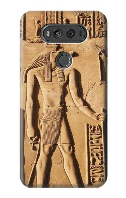 S0391 Egyptian Sobek Case For LG V20