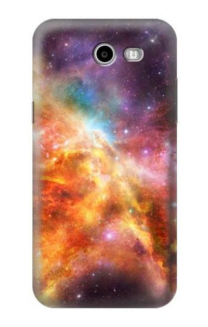 S1963 Nebula Rainbow Space Case For Samsung Galaxy J7 (2017), J7 Perx, J7V, J7 Sky Pro