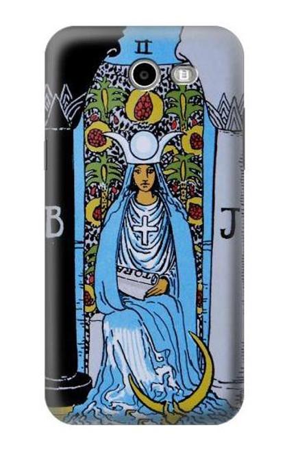 S2764 High Priestess Tarot Card Case For Samsung Galaxy J7 (2017), J7 Perx, J7V, J7 Sky Pro