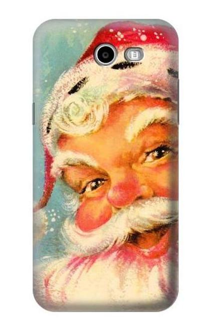 S2840 Christmas Vintage Santa Case For Samsung Galaxy J7 (2017), J7 Perx, J7V, J7 Sky Pro