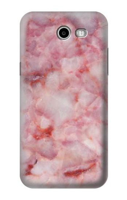 S2843 Pink Marble Texture Case For Samsung Galaxy J7 (2017), J7 Perx, J7V, J7 Sky Pro