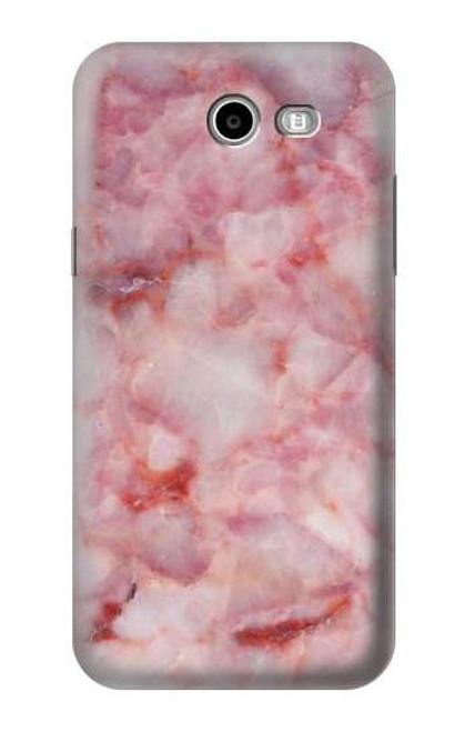 S2843 Pink Marble Texture Case For Samsung Galaxy J7 (2017), J7 Perx, J7V, J7 Sky Pro
