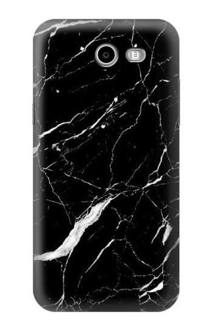 S2895 Black Marble Graphic Printed Case For Samsung Galaxy J7 (2017), J7 Perx, J7V, J7 Sky Pro