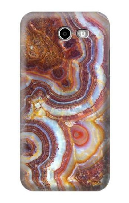 S3034 Colored Marble Texture Printed Case For Samsung Galaxy J7 (2017), J7 Perx, J7V, J7 Sky Pro