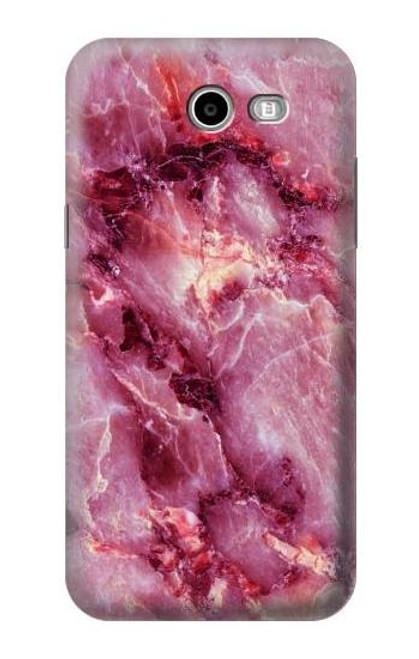 S3052 Pink Marble Graphic Printed Case For Samsung Galaxy J7 (2017), J7 Perx, J7V, J7 Sky Pro