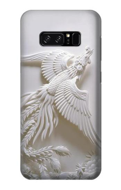 S0516 Phoenix Carving Case For Note 8 Samsung Galaxy Note8