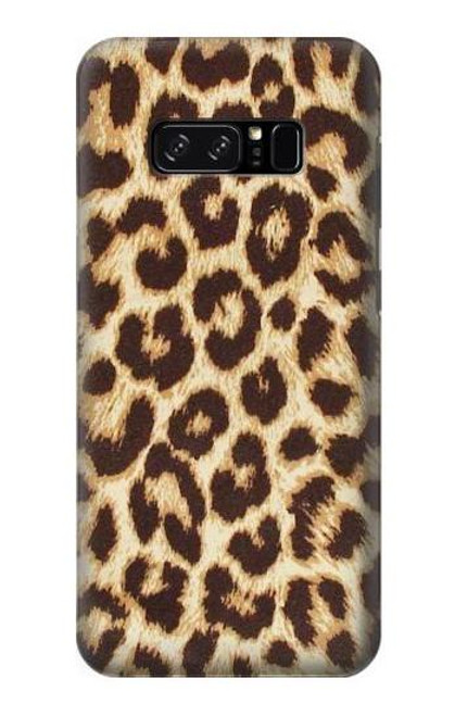 S2204 Leopard Pattern Graphic Printed Case For Note 8 Samsung Galaxy Note8