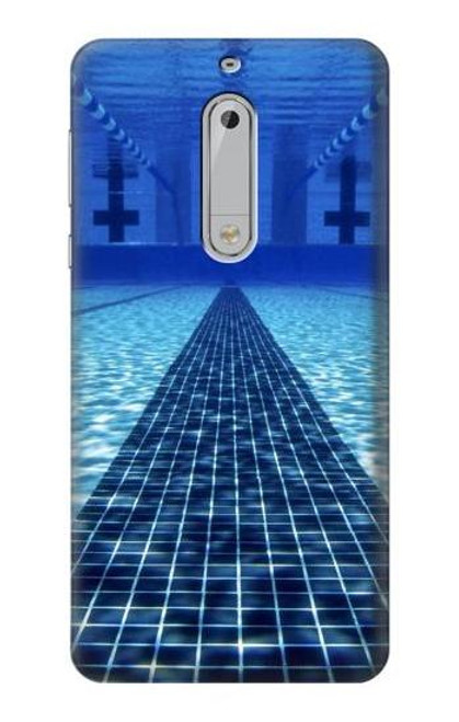 S2429 Swimming Pool Case For Nokia 5