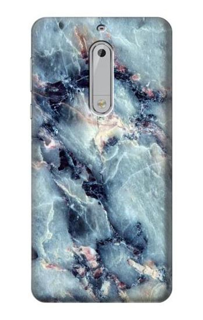 S2689 Blue Marble Texture Graphic Printed Case For Nokia 5
