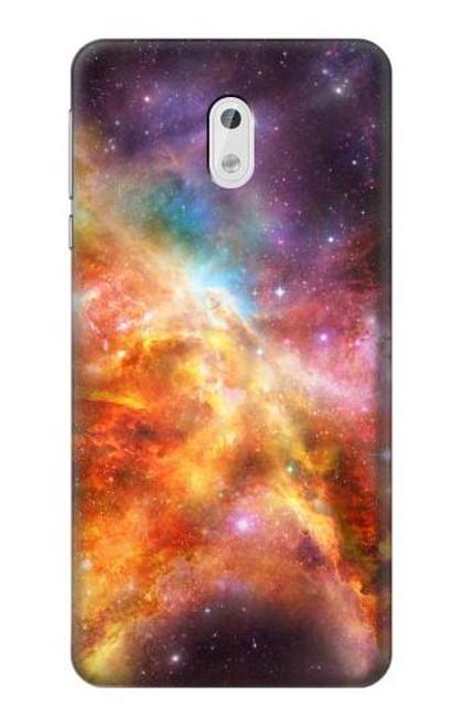 S1963 Nebula Rainbow Space Case For Nokia 3