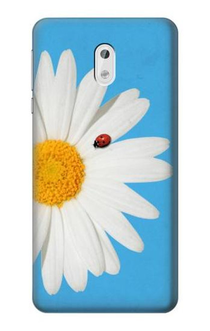 S3043 Vintage Daisy Lady Bug Case For Nokia 3