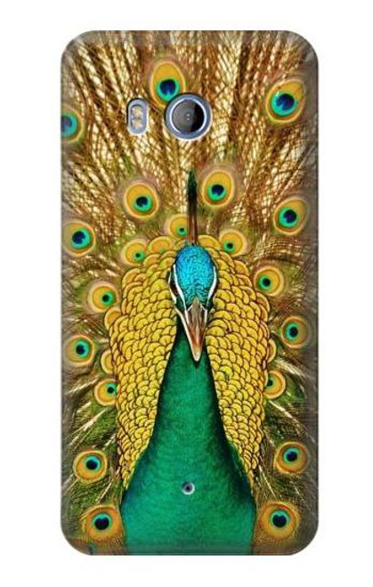 S0513 Peacock Case For HTC U11