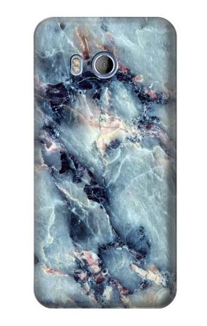 S2689 Blue Marble Texture Graphic Printed Case For HTC U11