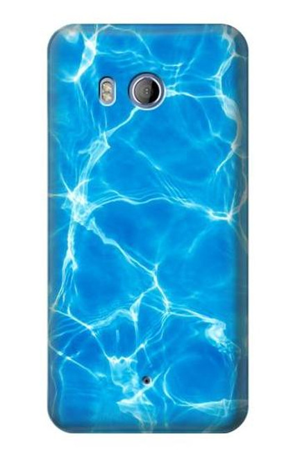 S2788 Blue Water Swimming Pool Case For HTC U11