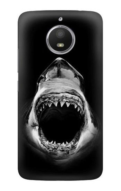 S3100 Great White Shark Case For Motorola Moto E4 Plus