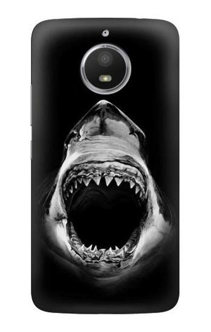 S3100 Great White Shark Case For Motorola Moto E4 Plus
