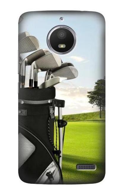 S0067 Golf Case For Motorola Moto E4
