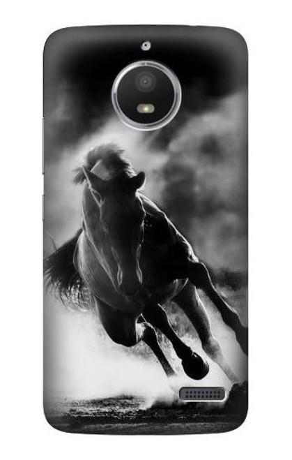 S1860 Running Horse Case For Motorola Moto E4